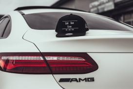 LRC Fashion, Curtis Boateng, Mercedes AMG, Fotos am 08.12.2018, photos by Christof Hütter